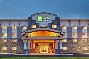 Holiday Inn Exp Sts Fairbanks