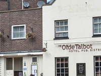 Ye Olde Talbot Worcester