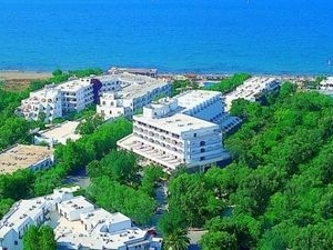 Apollonia Beach Resort And Spa