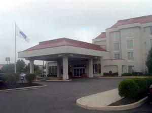 Hampton Inn Bridgeport Nj