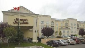 Hampton Stes By Hilton Calgary