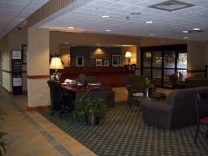 Hampton Inn Belleville Mi