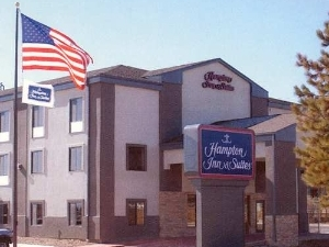 Hampton Inn Suites Los Alamos
