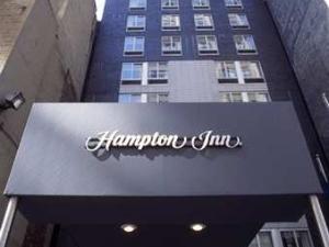 Hmptn Inn Manhattan Mdson Gdn