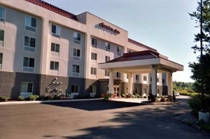 Hampton Inn Waterbury Ct