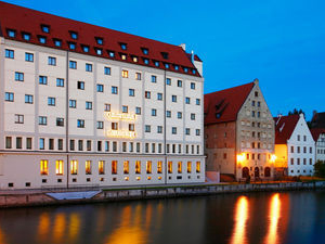 Qubus Hotel Gdansk Old Town