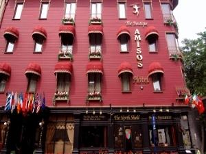 The Boutique Amisos Hotel