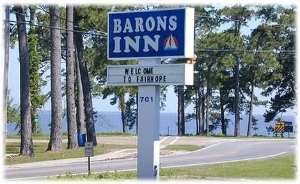 Barons By The Bay Inn Fairhope