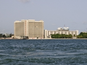 The Federal Palace Hotel