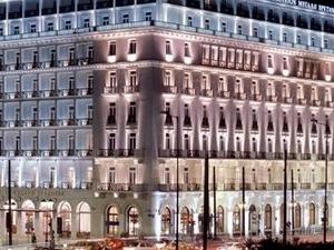 Hotel Grande Bretagne Athens