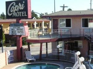 Capri Motel Santa Cruz