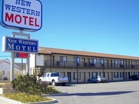 New Western Motel Panguitch