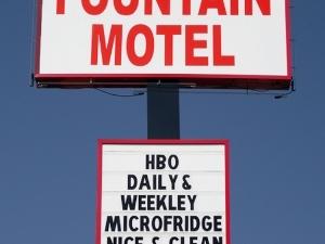 Fountain Motel Hot Springs