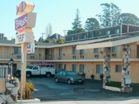Islander Motel Santa Cruz
