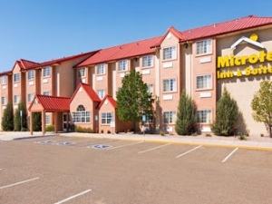 Microtel Is Albuquerque West