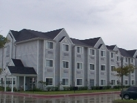 Microtel Inn And Suites Housto