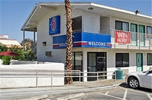 Motel 6 Vallejosix Flags West
