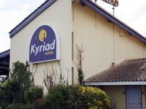 Kyriad Angouleme Nord Champnie