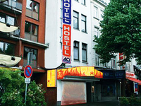A O Hostel Hamburg Reeperbahn