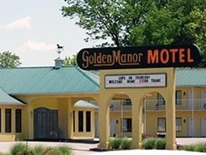 Golden Manor Inn Suites