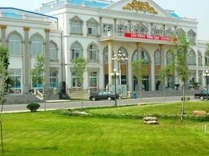 Oujing Holiday Airport Hotel