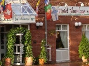 Hotel Blumlage Garni