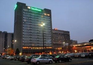 Sandman Hotel Montreal Longueu