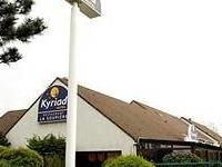 Hôtel Kyriad Caen Memorial