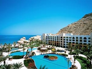 Shangri-la's Barr Al Jissah Resort and Spa