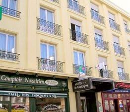 Arcantis Hotel Le Bretagne
