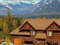 Canadian Mountain Lodging - Kicking Horse Mountain