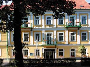 Fortuna Kurhaus Prag