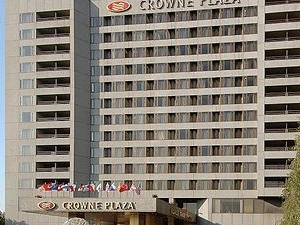 Crowne Plaza Hotel Moscow-world Trade Centre