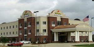 Holiday Inn Express Hotel and Suites Canton