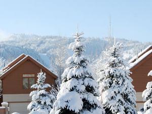 Deer Valley Snow Park Village