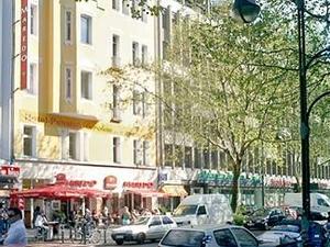 Hotel Berolina An Der Gedaechtniskirche