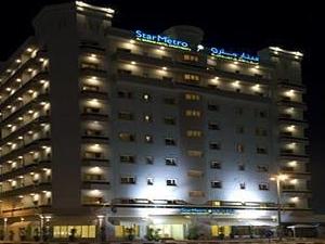 Star Metro Al Barsha Hotel - Apartment
