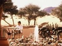 Sossusvlei Lodge Namib Desert