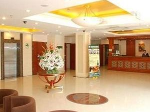 Greentree Inn Shanghai Dabaishu Hotel