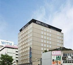 Apa Hotel Niigata-furumachi