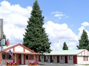 Evergreen Motel - West Yellowstone
