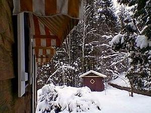 Chalet Saint Sauveur Mont Habitant Resort Ski And