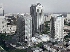 Intercontinental Asiana Residences