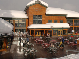 Grand Targhee Resort Mountainsi