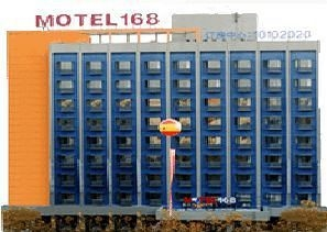 Motel 168 Huzhou Hong Qi Road Inn