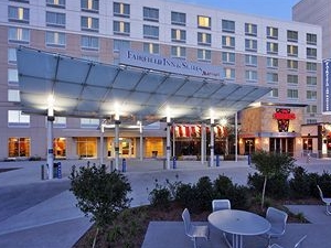 Fairfield Inn and Suites Indianapolis Downtown