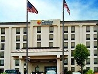 Comfort Inn and Suites West Atlantic City