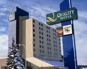 Quality Hotel and Conference Centre Grande Prair