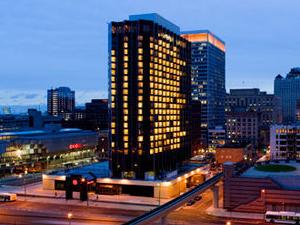 Detroit Riverside Hotel
