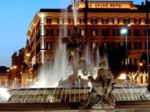 The St. Regis Grand Hotel, Rome